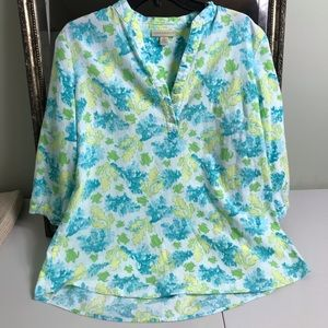 Tops - Appleseed's 100% cotton tunic Sz L